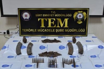 SİİRT'TE PKK/KCK OPERASYONU
