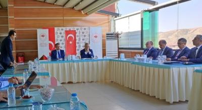 Tarım ve Orman Bakan Yardımcısı Mehmet Hadi Tunç, İlimizi Ziyaret Etti